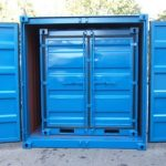 Containers de stockage « gigogne »