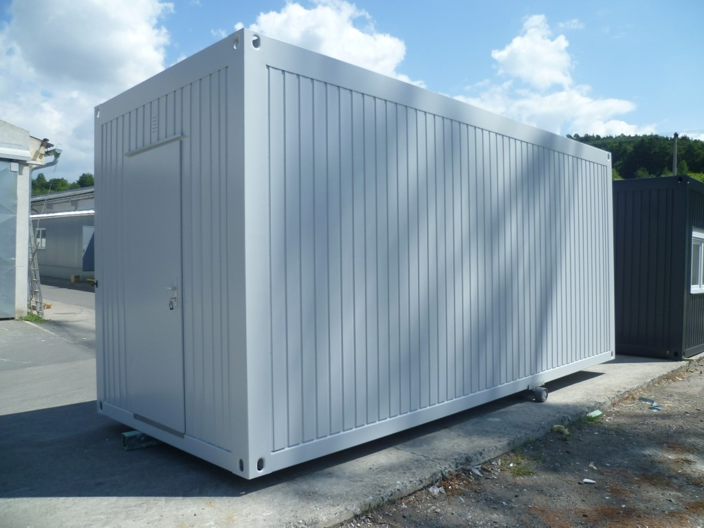 Un shelter technique pour Cofely INEO Engineering & Systems